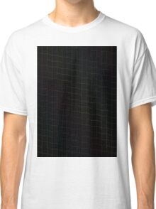 zigzag squares in Neon Classic T-Shirt