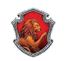 Gryffindor Logo Photographic Print