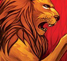 Gryffindor Logo Sticker