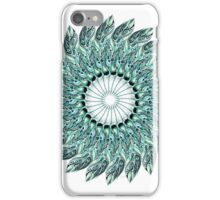 Tribal Feather Mandala Two  iPhone Case/Skin