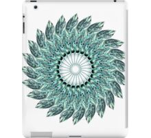 Tribal Feather Mandala Two  iPad Case/Skin