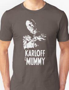 Boris Karloff The Mummy T-Shirt