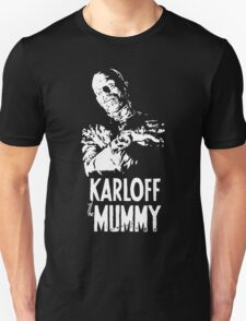 Boris Karloff The Mummy T-Shirt