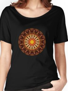 Plasmic Circle 1-10 Women's Relaxed Fit T-Shirt