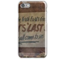 NED KELLY'S LAST STAND iPhone Case/Skin