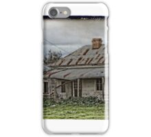 RURAL HOMESTEADS 1 iPhone Case/Skin