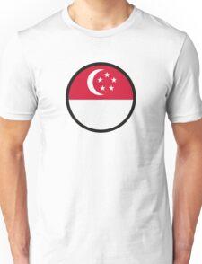 Under the Sign of Singapore Unisex T-Shirt