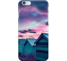 Infrared Sunset iPhone Case/Skin