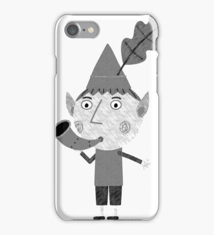 Ben Elf  iPhone Case/Skin