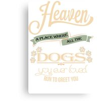 LIMITED TIME ONLY: ~Heaven~ Canvas Print