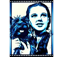 Judy Garland Wizard of Oz Dorothy Photographic Print