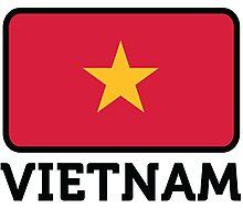 National Flag of Vietnam Photographic Print