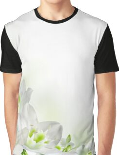 White Bell Graphic T-Shirt