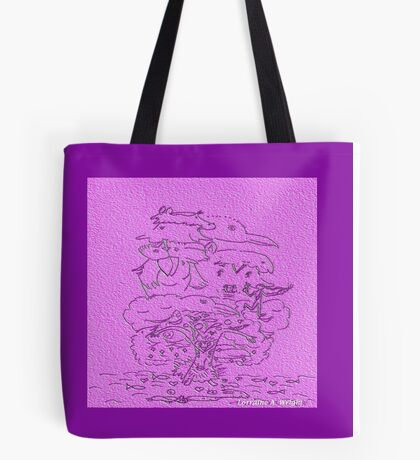 RELEASE LIFE Tote Bag