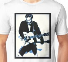 Chuck Berry Rock n Roll Unisex T-Shirt