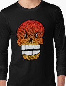 Papyrus Sugar Skull Undertale #2 Long Sleeve T-Shirt