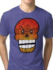 Papyrus Sugar Skull Undertale #2 Tri-blend T-Shirt