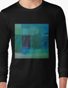 Night motive of city. Long Sleeve T-Shirt