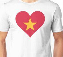 A heart for Vietnam Unisex T-Shirt