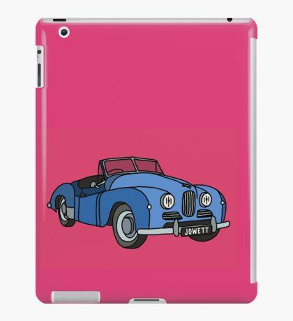 Jowett Jupiter iPad Case/Skin