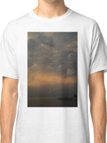 Moody Storm Sky Classic T-Shirt