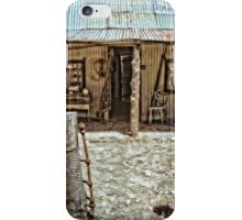 O'RIELLY'S SHACK iPhone Case/Skin
