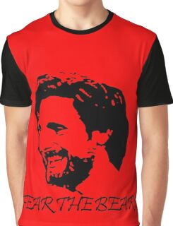 Joe Allen - Fear the Beard - Stoke City Graphic T-Shirt