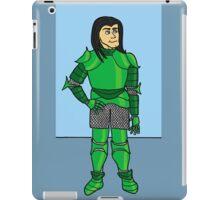 Handsome Renly iPad Case/Skin
