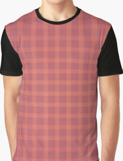 abstract square pattern Graphic T-Shirt