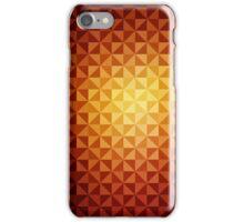 creative triangular pattern iPhone Case/Skin