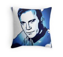 William Shatner as Captain Kirk Throw Pillow