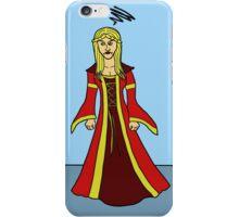 Pissed Cersei iPhone Case/Skin