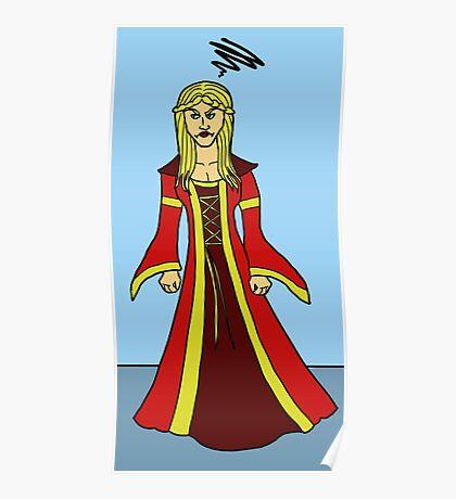 Pissed Cersei Poster