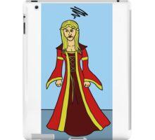 Pissed Cersei iPad Case/Skin