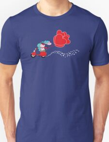 Happy Valentine's Day! Unisex T-Shirt