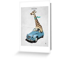 Riding High! Greeting Card