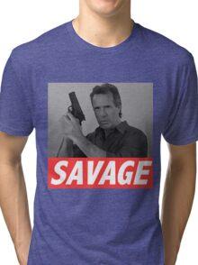 Derek Savage Tri-blend T-Shirt