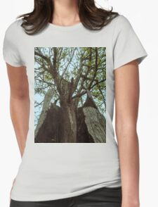 Tree of life 2 Womens Fitted T-Shirt