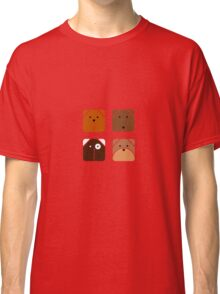 Squared dogs Classic T-Shirt