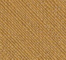Brown vinyl texture Sticker