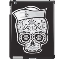 Marinero muerto sugar skull iPad Case/Skin