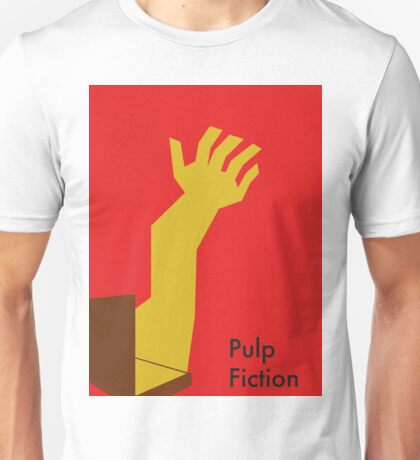 Pulp Fiction Soul Case Unisex T-Shirt