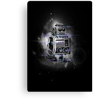 flying Robot Canvas Print