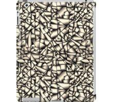 Metallic ribbon iPad Case/Skin
