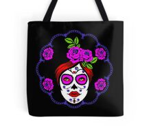 Day of the dead perfection Tote Bag