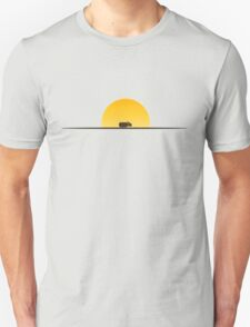 Star Wars Episode 7 Jakku Sunset T-Shirt