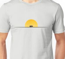 Star Wars Episode 7 Jakku Sunset Unisex T-Shirt