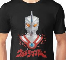 LOW POLYGON PORTRAIT - ULTRAMAN ACE Unisex T-Shirt