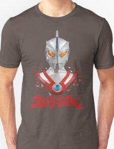 LOW POLYGON PORTRAIT - ULTRAMAN ACE Unisex T-Shirt