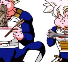 Goku and Gohan  Sticker